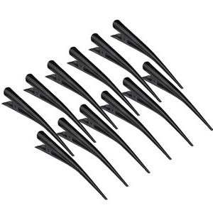 Large Alligator Hair Clips for Styling Salon