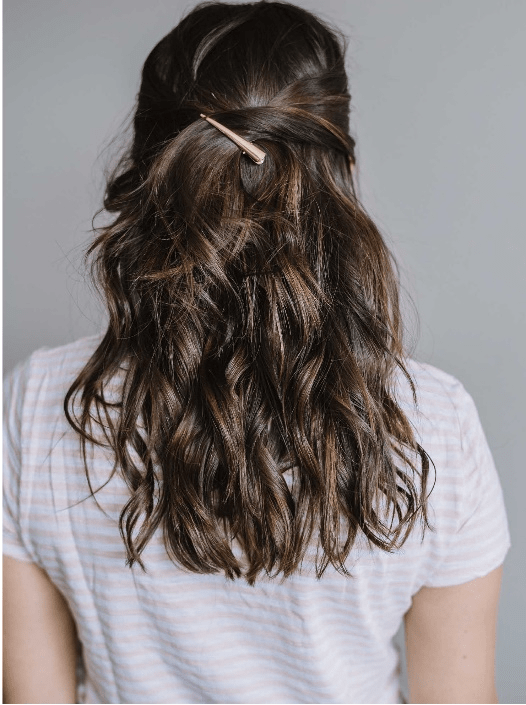 Half Up 'Do Hairstyles